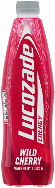 Lucozade Cherry 1L